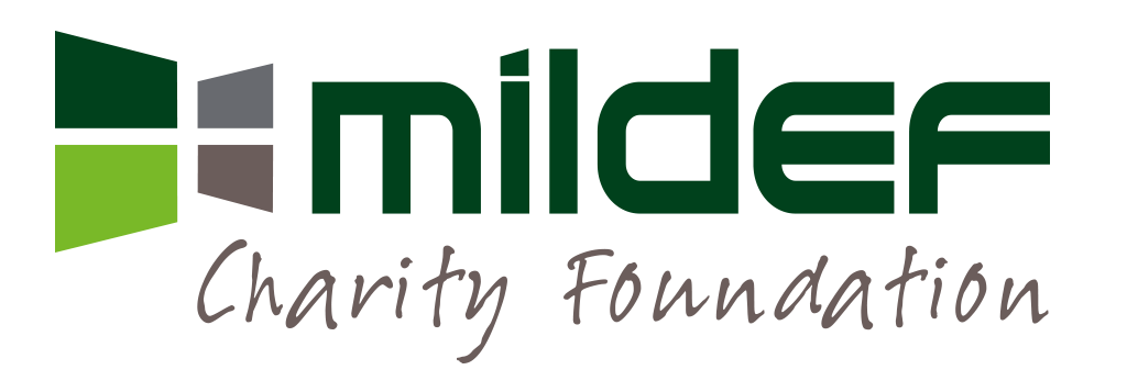 Mildef Charity Foundation logga