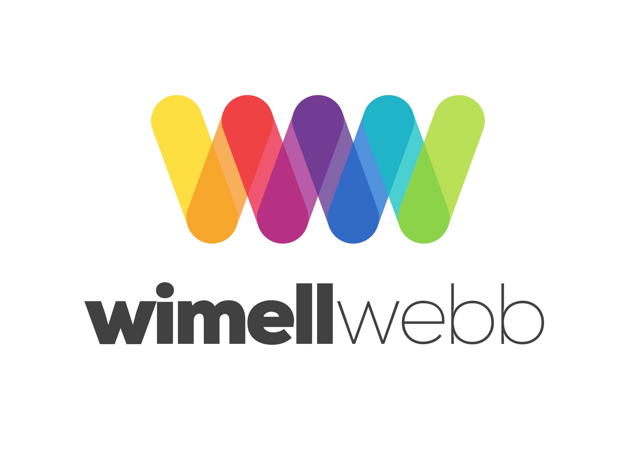 Wimell webb logga